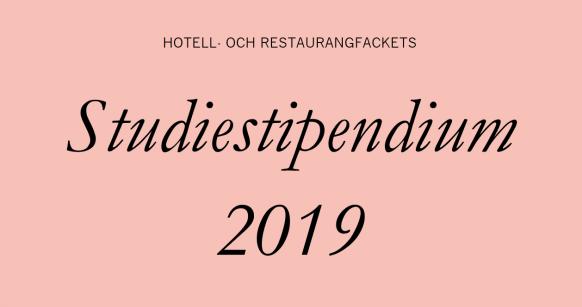 hotel och restaurangfacket